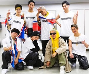 3jsb, exile tribe, and j soul brothers image