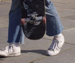 aesthetic, skate, and grunge image