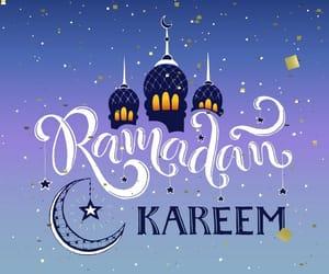 allah, Ramadan, and faith image