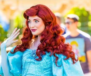 ariel, disney princess, and orlando image