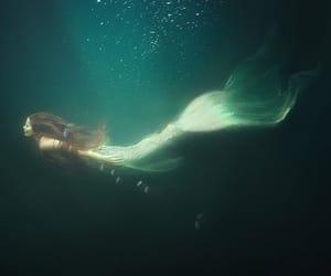 fairytale and mermaid image