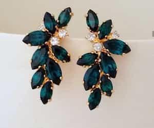bijoux, earing, and jewellery image