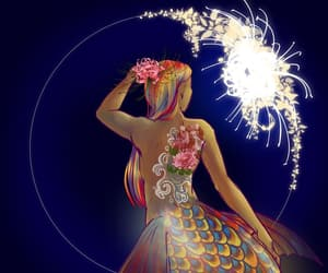 arte, ilustracion, and chikao-art image