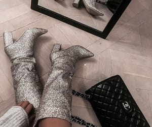 accessories, fashion, and high heels image