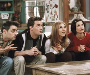 article, friends, and chandler bing image