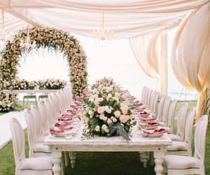 awesome, ceremony, and decor image