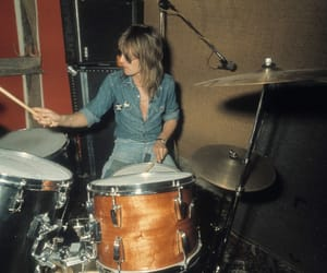 drummer, Queen, and roger taylor image