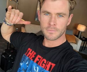 Marvel, thor, and chris hemsworth image