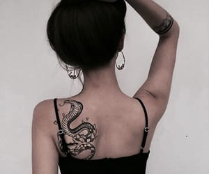 tattoo, art, and fashion image