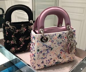 bag, dior, and luxury image