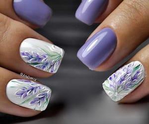 spring summer nail art image