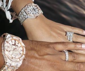 accessories, diamonds, and jewelry image