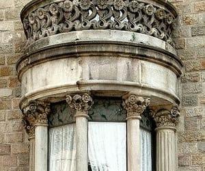 balcony, hidden, and princess image