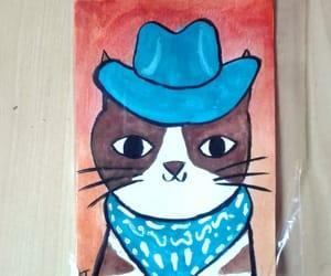 america, cowboy art, and art image