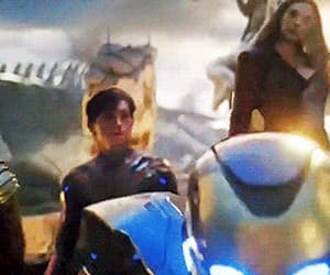 Avengers, gif, and valkyrie image