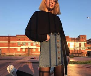 clothes, trendy, and grunge image