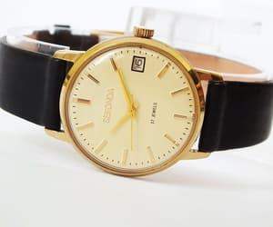 etsy, watches for men, and ussrvintage image