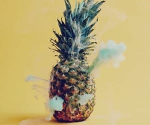 aesthetic, pineapple, and summer image