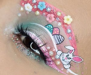easter, Pascua, and make up image