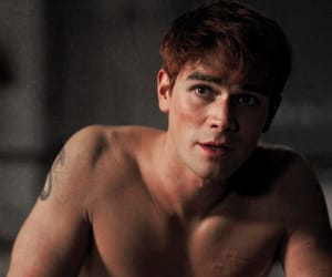 riverdale, archie andrews, and kj apa image