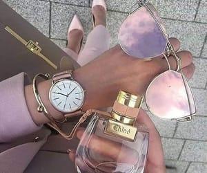 fashion, perfume, and pink image