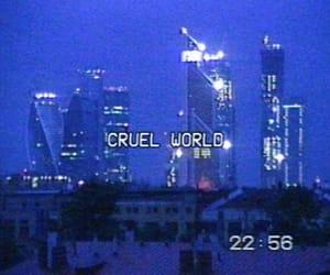 grunge, cruel, and city image