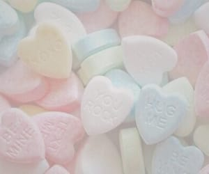 sweet, pastel, and candy image