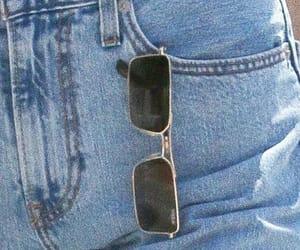 denim, sunglasses, and jeans image