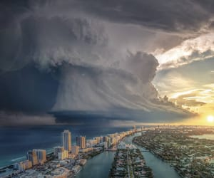 cities and clouds image