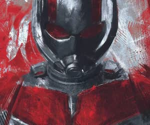 endgame, ant man, and scott lang image