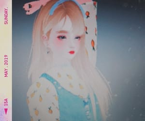 3d, imvu, and avatar image