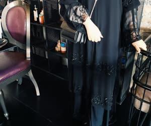 stylish, كشخه, and abaya image