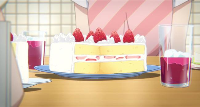 anime, anime food, and pastel image