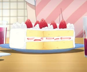 anime, anime food, and a silent voice image