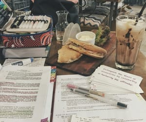 food, motivation, and notes image