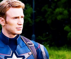 chris evans, gif, and endgame image