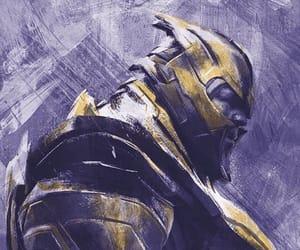 Avengers, thanos, and endgame image