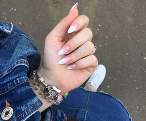 beauty, hands, and fashion image