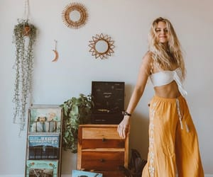 boho, hippie, and home image