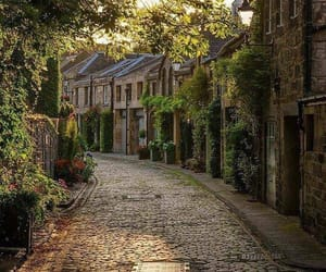 scotland, travel, and edinburgh image