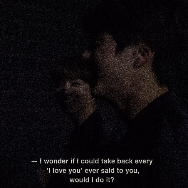 quotes bts aesthetic uploaded by sadandcuddly