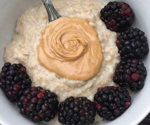 breakfast, inspiration, and oatmeal image