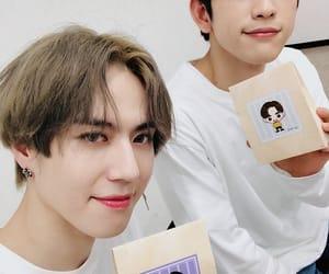 jinyoung and yugyeom image