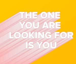 quotes, yellow, and text image
