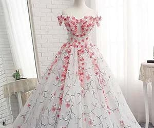 prom dresses, plus size prom dresses, and pink prom dresses image