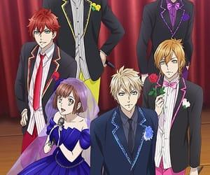 anime, anime boys, and urie image