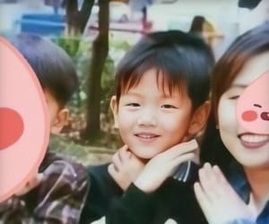 baby, birthday, and exo image