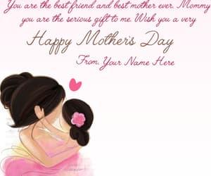 mothers day, happy mothers day, and mothers day images image