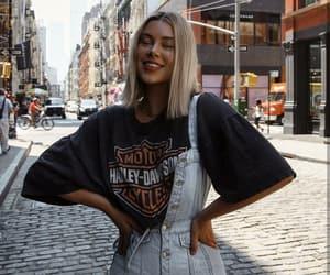 fashion, girl girly girls, and oversized image