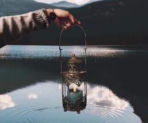 blue, lantern, and photography image